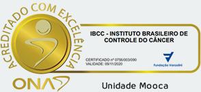 Certificado com Excelência ONA