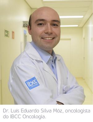 Dr Luis Eduardo IBCC Oncologia
