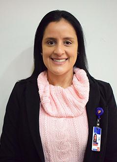 Laís Fonseca coordenadora da Equipe Multidisciplinar do IBCC Oncologia